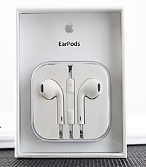 Наушники Apple EarPods для iPhone/iPad/iPod