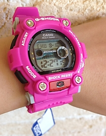 Часы CASIO G-SHOCK РОЗОВЫЕ